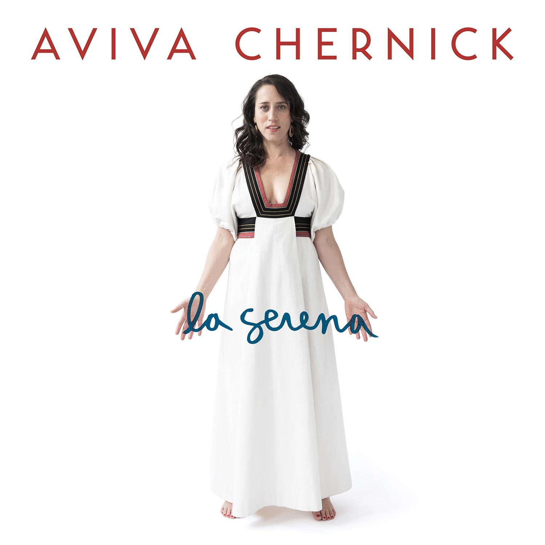 Aviva Chernick – La Serena - Album art