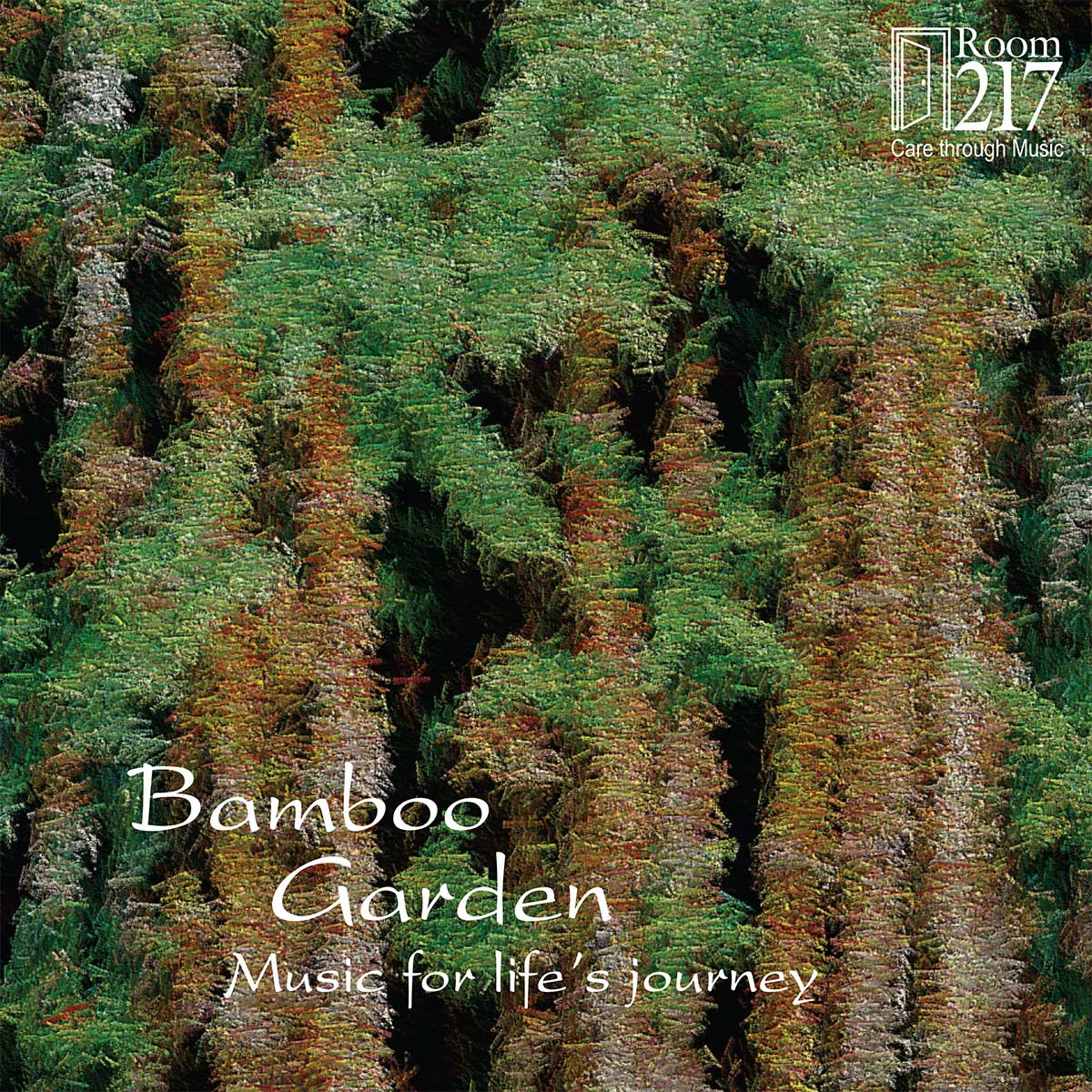 Room 217 - Bamboo Garden - Album art