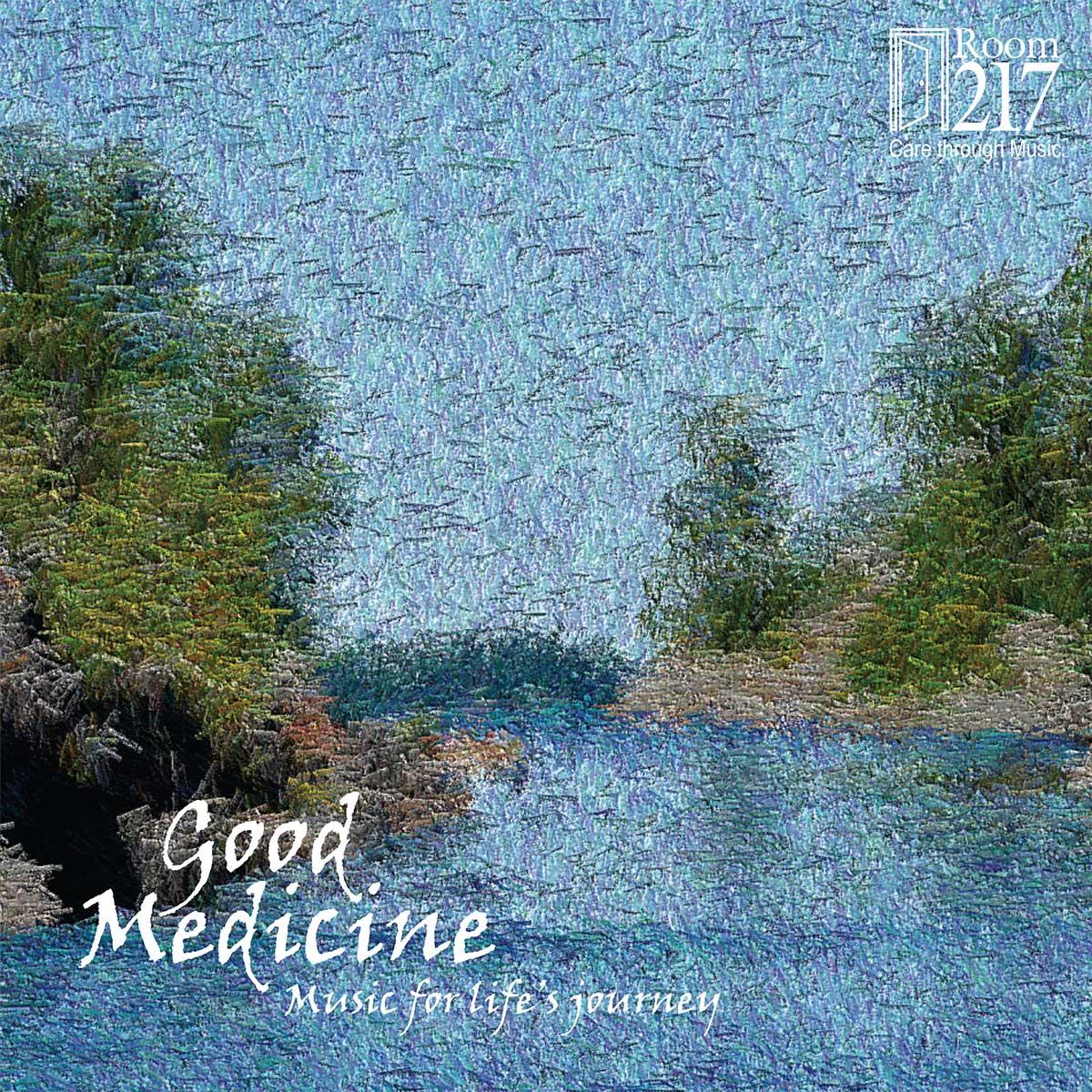 Room 217 - Good Medicine - Album art