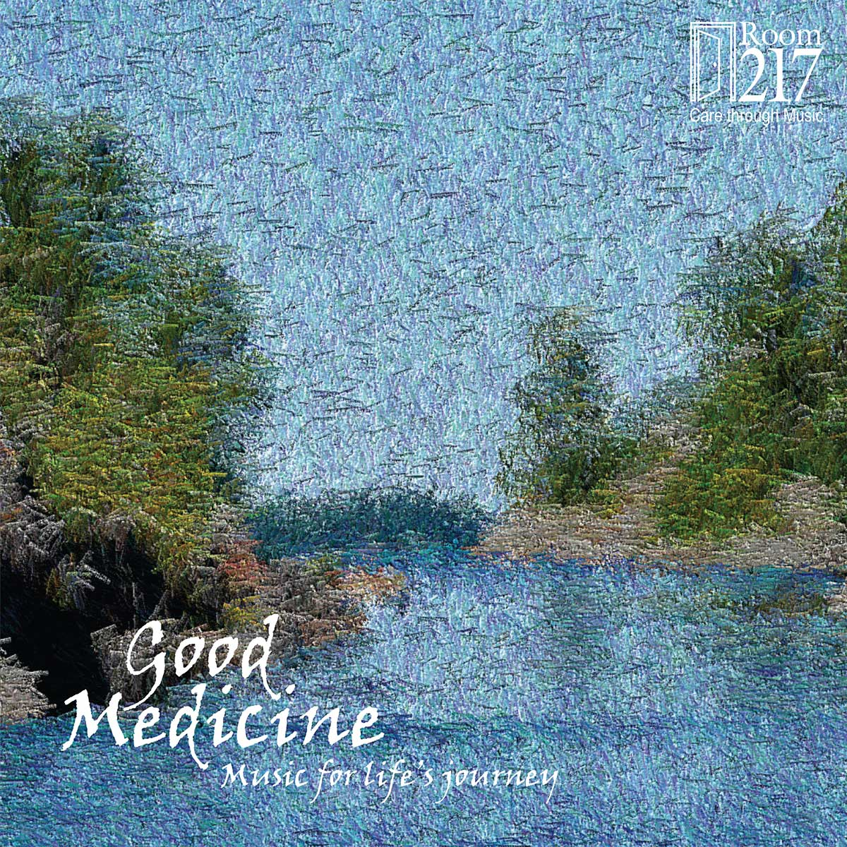 Room 217 - Good Medicine - Album art