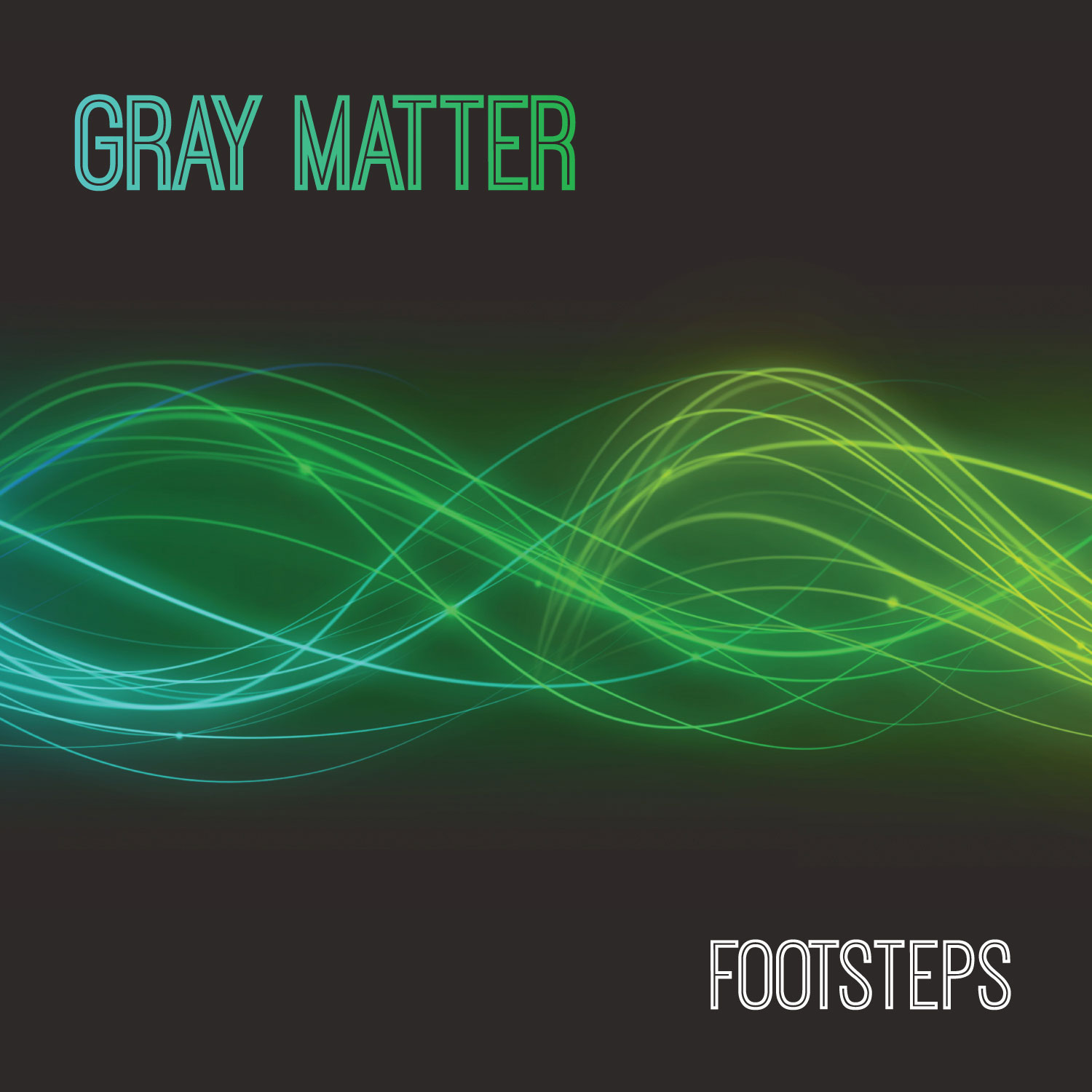 Gray Matter – Footsteps - Album art