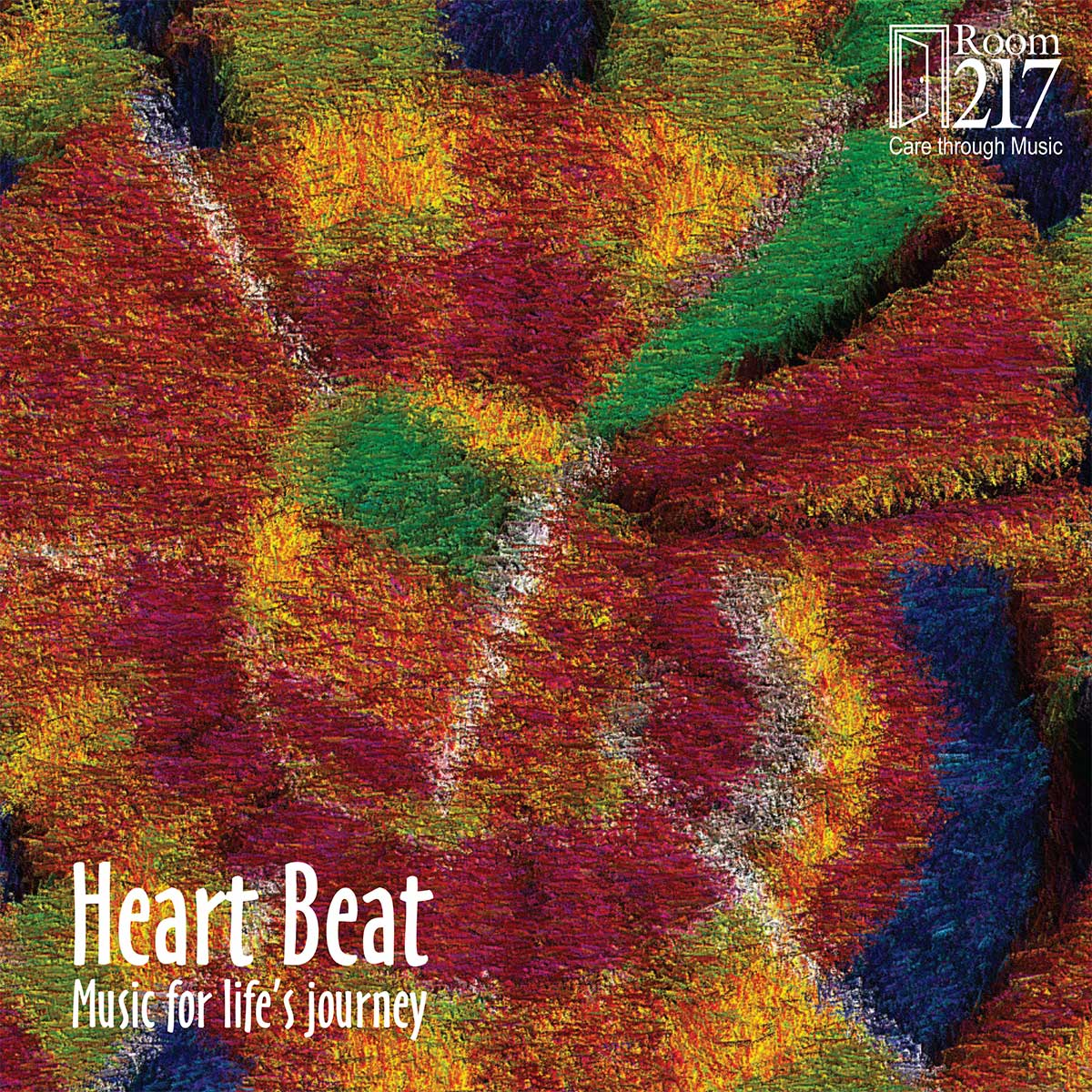 Room 217 – Heart Beat - Album art