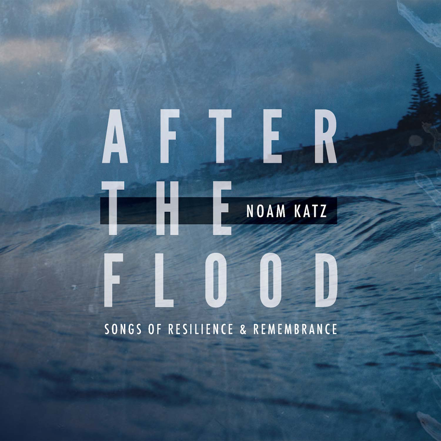 Noam Katz – After The Flood - Album art